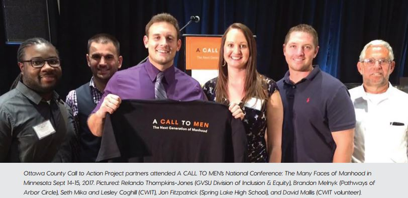 A Call to Action: Engaging Men and Boys